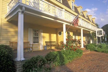 morris: Il Robert Morris Inn, Maryland