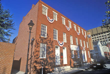 Babe Ruths Birthplace and the Baltimore Orioles Museum, Baltimore, Maryland