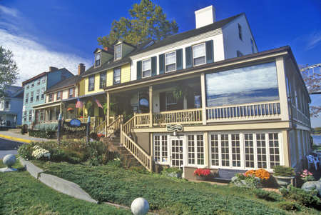 abodes: Homes in Chesapeake City, Maryland