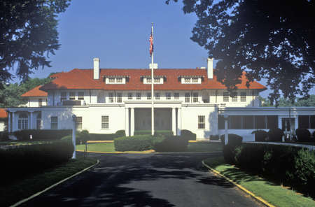bethesda: Columbia Country Club, Bethesda, Maryland Editorial
