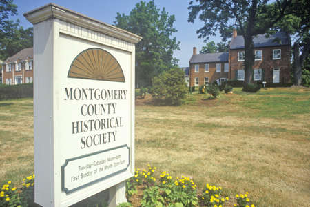 montgomery: Montgomery County Historical Society, Maryland