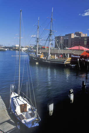 boston tea party: Boston Tea Party Ship and Museum, Boston, Massachusetts