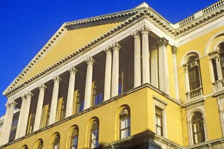 Old State House, Beacon Hill, Boston, Massachusetts