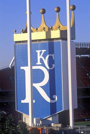 mococa: Kansas City Royals, Baseball Stadium, Kansas City, MO