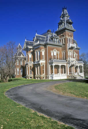mo: Vaile Mansion, on National Registrar of Historic Places, MO