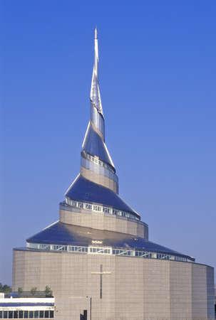 mimo: Comunidad de Cristo y Templo Auditorio, Independence, MO Editorial