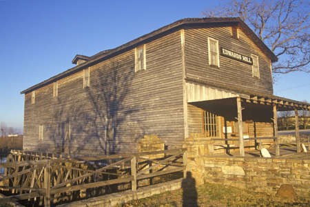 mimo: Edwards Mill, Agua  Energ�a Mill, Ozarks, MO
