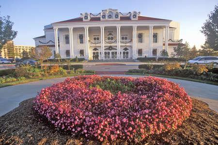 mimo: El Gran Palacio, Ozark Mountain Entertainment Center, Branson, MO