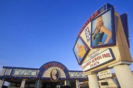 jennifer: Jennifer USO Theater, Ozark Mountain Entertainment Center, Branson, MO
