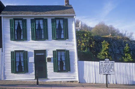twain: Home of Mark Twain, Hannibal, MO Editorial