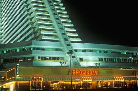 showboat: Showboat Casino on Boardwalk in Atlantic City, NJ