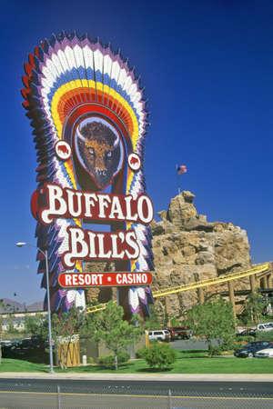 nv: Buffalo Bills Resort & Casino, on NV and CA state line