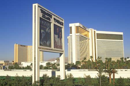 nv: The Mirage Hotel and Casino Las Vegas, NV