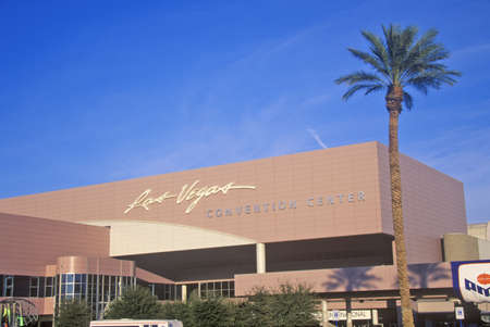nv: Convention Center, Las Vegas, NV