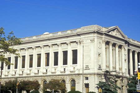pa: Free Library, Philadelphia, PA