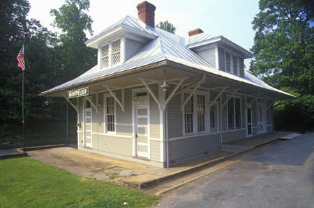 va: Post Office in Montpelier, VA