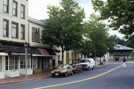 va: Herndon Town Center, Fairfax County, VA Editorial