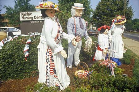va: Roadside attraction in Fairfax County, VA