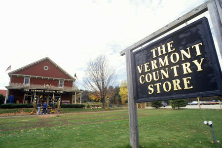 country store: Vermont Country Store in Rockingham, VT
