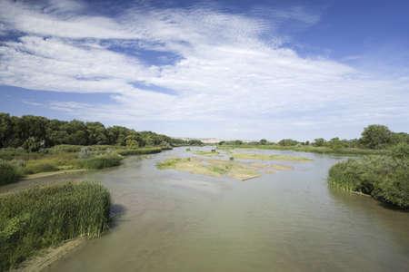 North Platte River, western Nebraska, along state highway 26