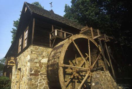 old grist mill: Historic Michie Tavern and Mill near Monticello, VA