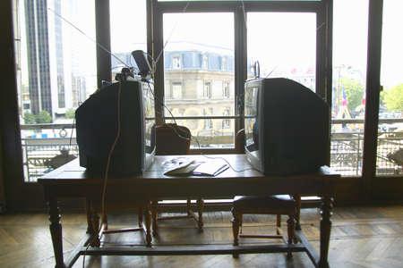 Interior Room at Le Train Bleu, Gare de Lyon, Paris, France