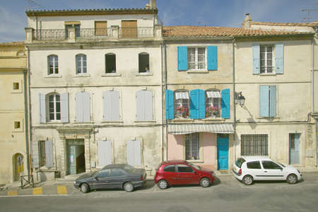 arles: The town of Arles, France Editorial