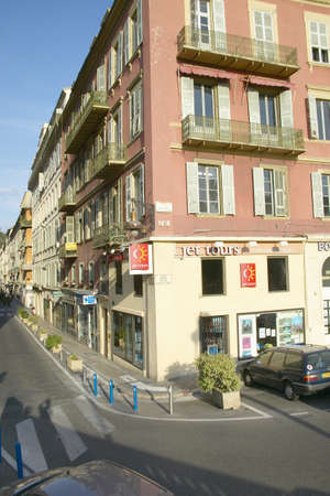 Storefronts, Nice, France