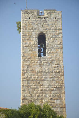 12th century Bell-Tower, Antibes, France