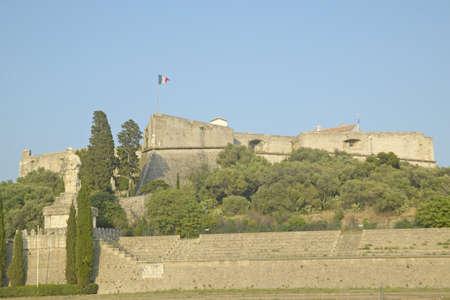 Fort Carre, Antibes, France Sajtókép