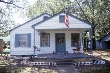 chłopięctwo: Chłopięcych domu Billa Clintona w Hope, Arkansas Publikacyjne