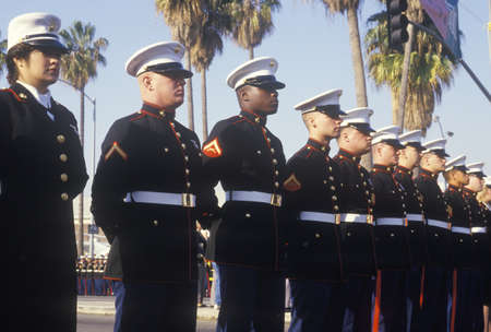 United States Marines, Los Angeles, California