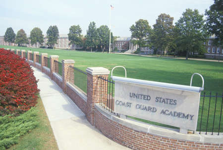 United States Coast Guard Academy, New London, Connecticut