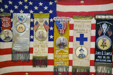 Medals of Honor, Drummer Boy Museum in historic Andersonville Georgia