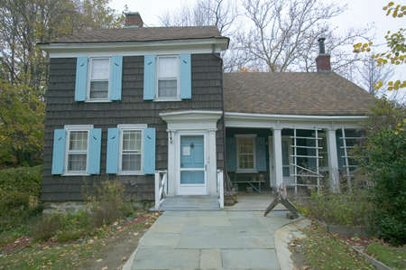 Thomas Paine Cottage in New Rochelle, New York
