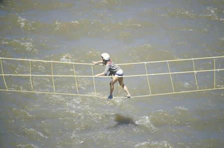 sante: Overcoming fear by taking a leap of faith in Sante Fe New Mexico
