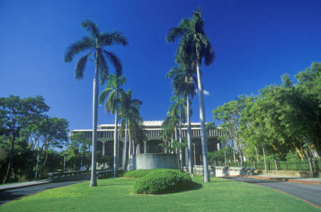 State Capitol of Hawaii, Honolulu