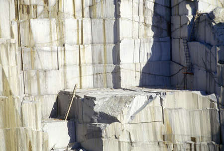 Granite Quarry in Barre VT, the worlds largest monument quarry