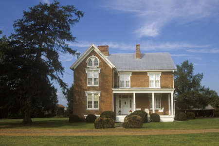 residence: Residence in Moorefield along Route 220, WV