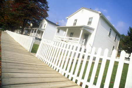 residence: Residence along Scenic Highway US Route 66, WV