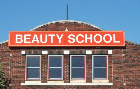 mo: Beauty school, Independence, MO Editorial