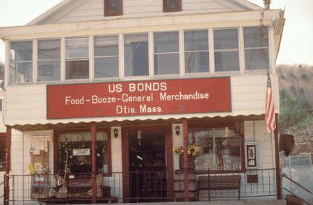 general store: General store, Otis, MA Editorial