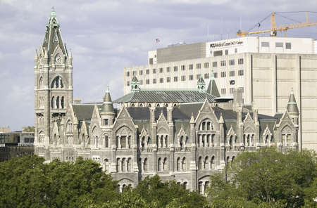 Old City Hall, Richmond, Virginia