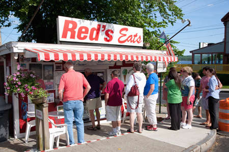 reds: Reds Eats on U.S. Route 1 in Wiscasset, Maine