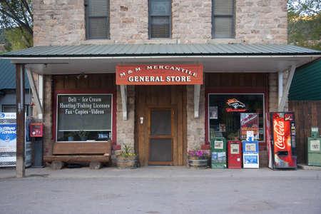 M&M Mercantile General Store in Colorado