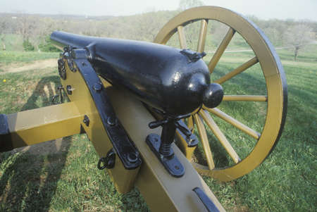 pa: Cannon at Gettysburg, PA National Park