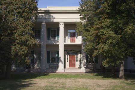 president???s: L'Hermitage, palazzo presidente Andrew Jackson s in Nashville, TN Editoriali