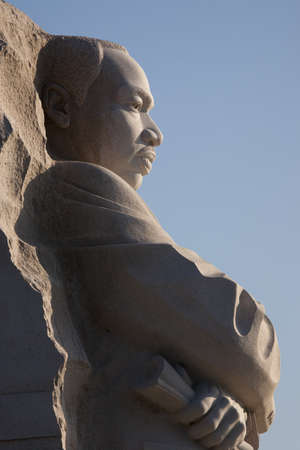 luther: Martin Luther King, Jr  Memorial in West Potomac Park in Washington, D C