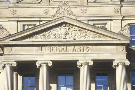 The exterior of the Liberal Arts wing of the University of IA, IA Editöryel