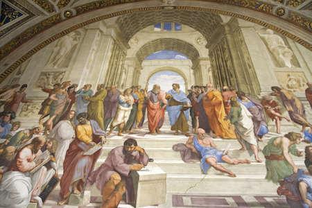 estrofa: Los Museos Vaticanos, Musei Vaticani, son el arte p�blico y los museos de escultura en la Ciudad del Vaticano, que la pantalla funciona de la extensa colecci�n de la Iglesia Cat�lica Romana. El Papa Julio II fund� el museo en el siglo 16, Roma, Italia, Europa